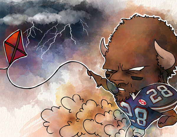 Week 3: Buffalo Bills vs. San Diego Chargers - CJ Spiller