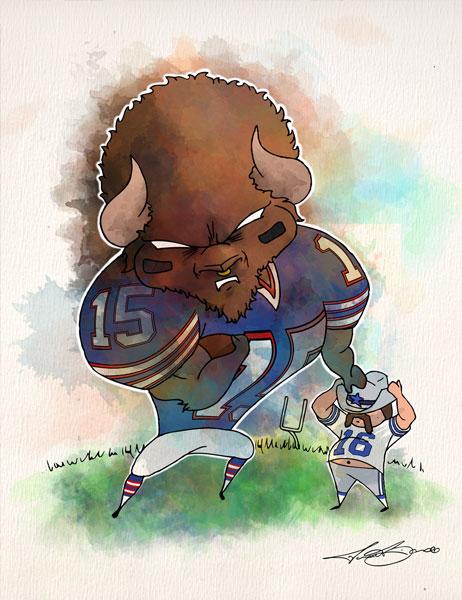Week 16: Buffalo Bills vs. Dallas Cowboys - Chris Hogan