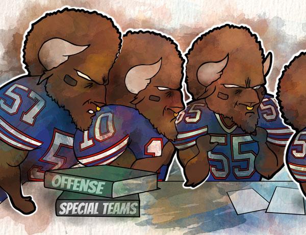 Buffalo: Last Supper