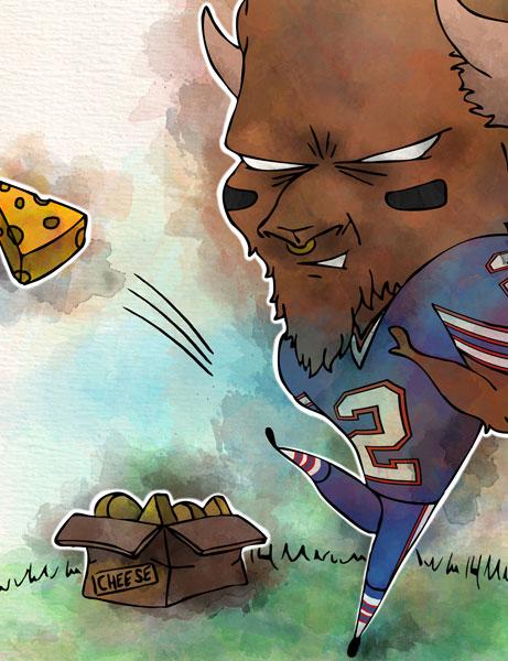Week 14: Buffalo Bills vs. Green Bay Packers - Dan Carpenter