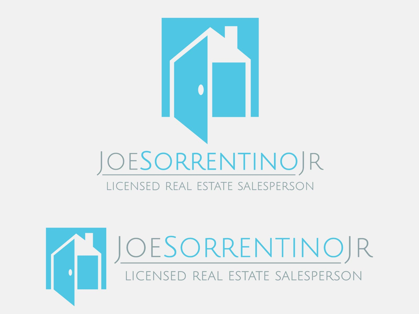 Joe Sorrentino Jr Real Estate Logo