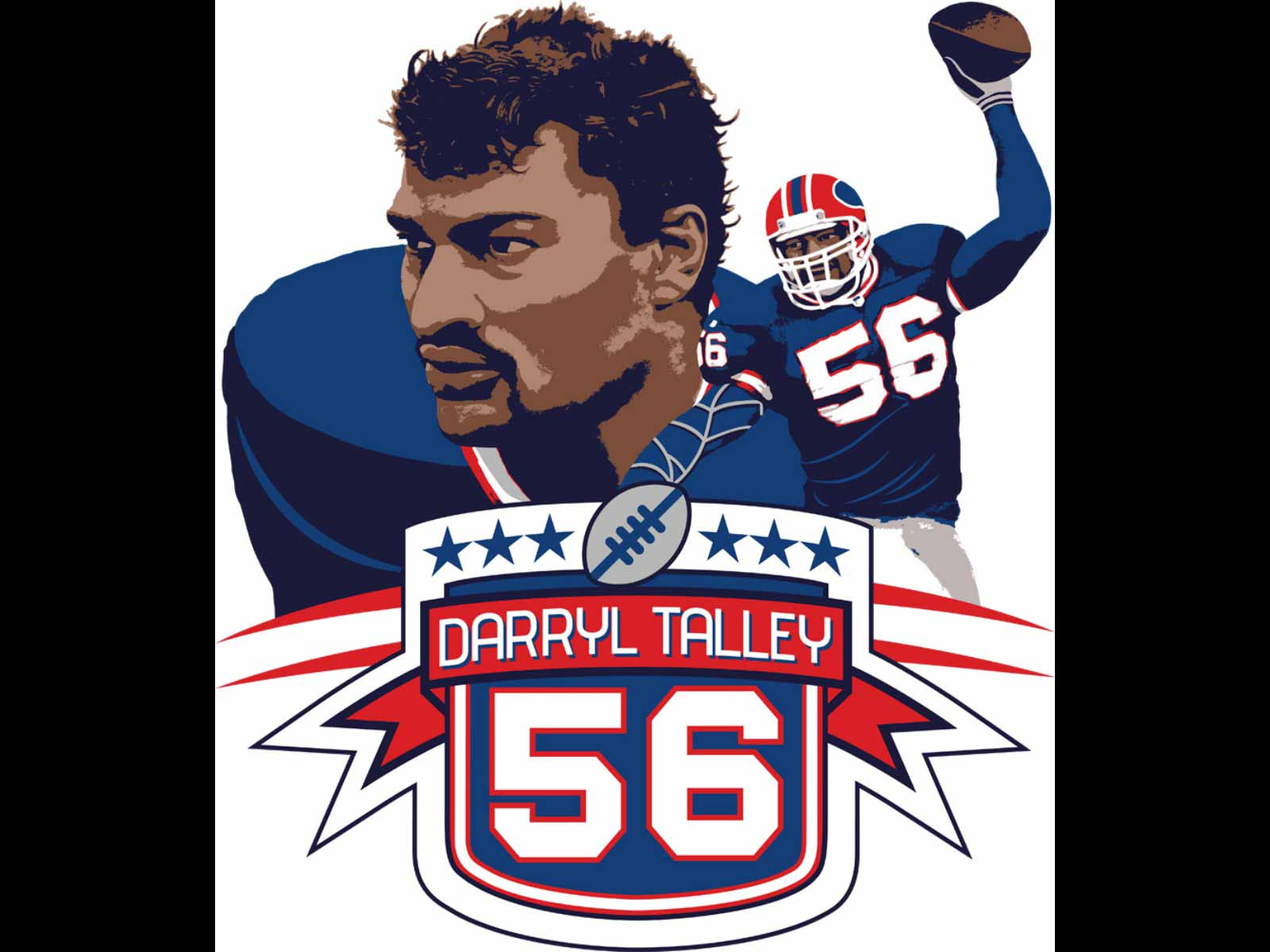 26 Shirts: Darryl Talley