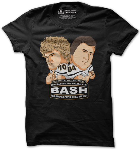 Buffalo Bash Brothers by Michael Biondo