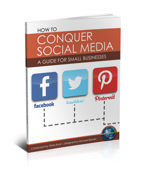 Mainstreethost: How to Conquer Social Media E-book