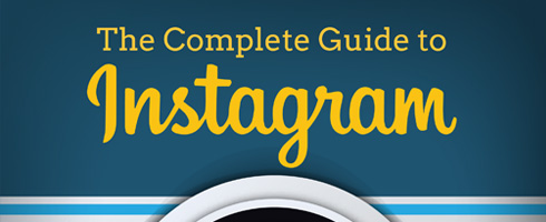 The Complete Guide To Instagram E-book