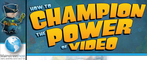 How To Champion The Power Of Video E-book