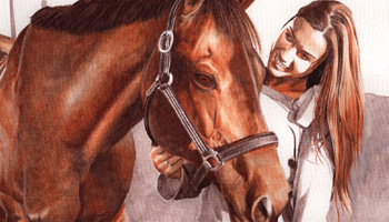 Fine Art Drawings, Paintings, Portraits, and Murals by Biondo Art