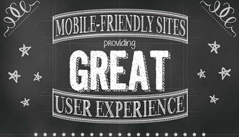Mobile-Friendly Sites Providing Great User Experience Infographic