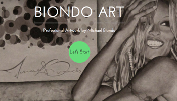 Web Design by Biondo Art